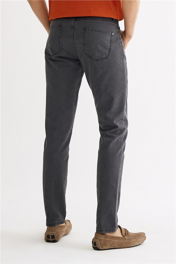 5 Cepli Slim Fit Pantolon