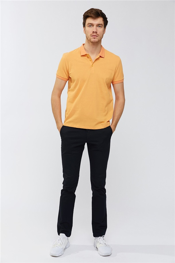 BASICS POLO T-SHIRT